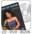 ベリーダンスに関する音楽CD・本・DVD